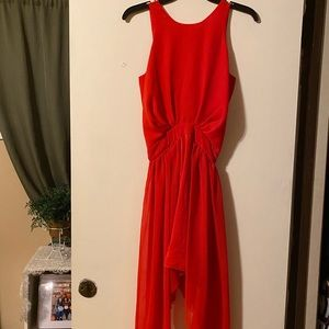 BCBGeneration Red Dress